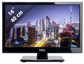 Xoro HTL 1546 schwarz 40 cm (16 Zoll) Fernseher (HD ready)