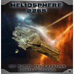 Die Bürde des Captains / Heliosphere 2265 Bd.6 (Science Fiction) (MP3-Download)