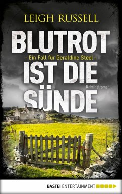 Blutrot ist die Sunde / Geraldine Steel Bd.3