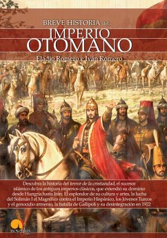Breve historia del Imperio otomano (eBook, ePUB) - Romero, Eladio; Romero, Iván