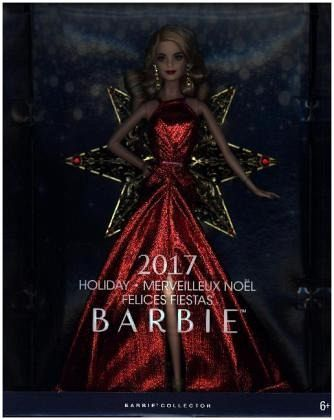Barbie Collector Holiday Barbie Puppe