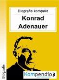 Konrad Adenauer (Biografie kompakt) (eBook, ePUB)