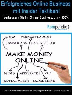 Erfolgreiches Online-Business mit Insider-Taktiken (eBook, ePUB) - Dallmann, Alessandro