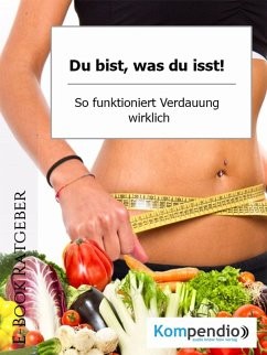 Du bist, was du isst! (eBook, ePUB) - Dallmann, Alessandro