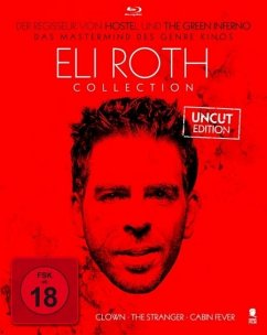 Eli Roth Collection Box Uncut Edition