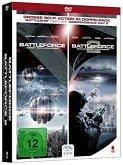 Battleforce 1 & 2 - 2 Disc DVD