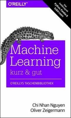 Machine Learning - kurz & gut - Nguyen, Chi Nhan; Zeigermann, Oliver