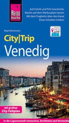 Reise Know-How CityTrip Venedig - Weichmann, Birgit