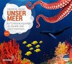 Unser Meer - Kimmo und Saki entdecken die Unterwasserwelt, Audio-CD