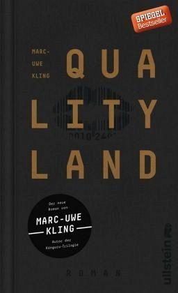 QualityLand (schwarze Ausgabe) - Kling, Marc-Uwe