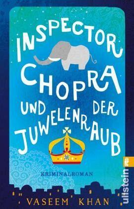 Buch-Reihe Inspector Chopra