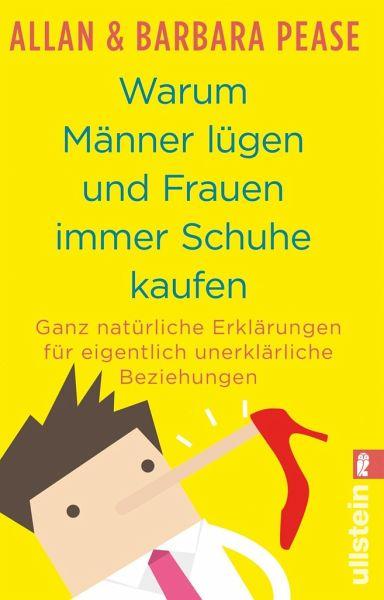 free shipping faaae 16568 Warum Männer lügen und Frauen immer Schuhe kaufen
