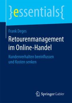 Retourenmanagement im Online-Handel - Deges, Frank