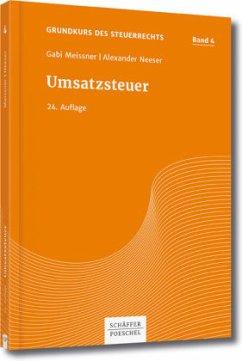 Umsatzsteuer - Meissner, Gabi; Neeser, Alexander