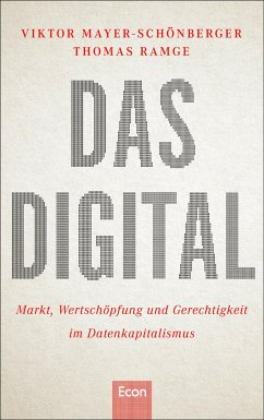 Das Digital - Mayer-Schönberger, Viktor; Ramge, Thomas