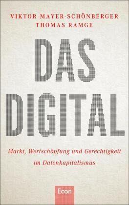 Das Digital - Mayer-Schönberger, Viktor; Ramge, Thomas