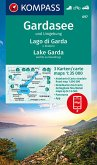 Lake Garda and its surroundings, 3 Bl.