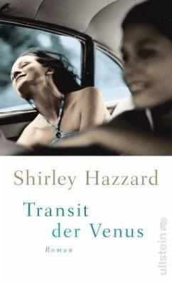 Transit der Venus - Hazzard, Shirley