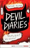 Teuflisch? Von wegen! / Devils Diaries Bd.1 (eBook, ePUB)