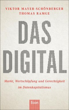 Das Digital (eBook, ePUB) - Ramge, Thomas; Mayer-Schönberger, Viktor