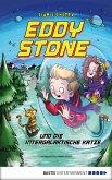 Eddy Stone und die intergalaktische Katze / Eddy Stone Bd.2 (eBook, ePUB)
