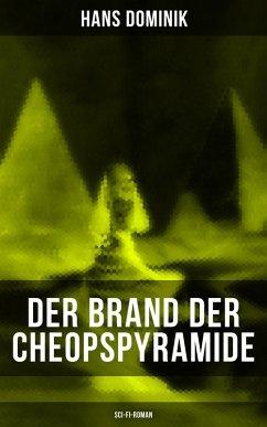 9788075831590 - Dominik, Hans: Der Brand der Cheopspyramide (Sci-Fi-Roman) (eBook, ePUB) - Kniha