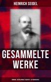 Gesammelte Werke: Romane, Erzählungen, Gedichte & Autobiografie (eBook, ePUB)