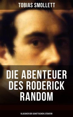 9788075831507 - Smollett, Tobias: Die Abenteuer des Roderick Random (Klassiker der schottischen Literatur) (eBook, ePUB) - Kniha