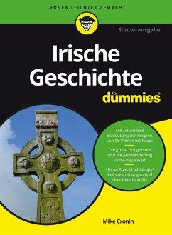 Irische Geschichte für Dummies (eBook, ePUB) - Cronin, Mike