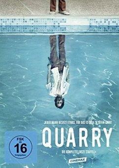 Quarry - Staffel 1 DVD-Box