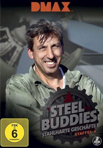 Steel Buddies Mediathek