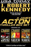 The James Acton Thrillers Series: Books 4-6 (The James Acton Thrillers Series Box Set) (eBook, ePUB)