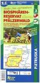 Naturpark Pfälzerwald, Südteil, Wander-, Rad- und Freizeitkarte