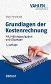 Grundlagen der Kostenrechnung