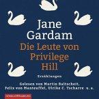 Die Leute von Privilege Hill, 8 Audio-CDs