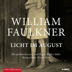 Licht im August, 6 Audio-CDs - Faulkner, William