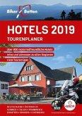 BikerBetten Tourenplaner Hotels 2019