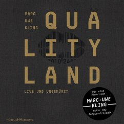 QualityLand, 7 Audio-CDs - Kling, Marc-Uwe