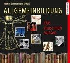 Allgemeinbildung Das muss man wissen Hörbuch-Box, 11 Audio-CDs