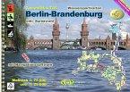 Berlin - Brandenburg / Jübermann TourenAtlas Wasserwandern Nr.5
