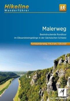 Hikeline Malerweg (Elbsandsteingebirge)