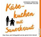 Käsekuchen mit Sauerkraut, 4 Audio-CDs