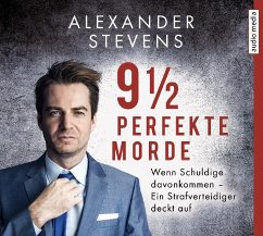 9 1/2 perfekte Morde, 6 Audio-CDs