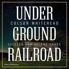 Underground Railroad, 7 Audio-CDs - Whitehead, Colson