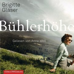 Bühlerhöhe, 8 Audio-CDs - Glaser, Brigitte