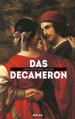 Das Decameron - Boccaccio, Giovanni