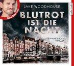 Blutrot ist die Nacht / Inspector Rykel Bd.2 (5 Audio-CD)
