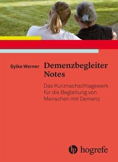 Demenzbegleiter Notes (eBook, PDF) - Werner, Sylke