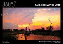 360° Südliches Afrika Kalender 2018