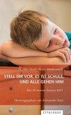 11. <Der Bund>-Essay-Wettbewerb: Stell Dir vor, es ist Schule, und alle gehen hin!
